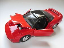 Honda NSX acura Typ NA1 in rot rouge rosso red, Yonezawa Diapet in 1:40 (>1:43)!