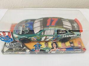 NASCAR Matt Kenseth #17 Justice League 1:24 Diecast Car Sealed 2004