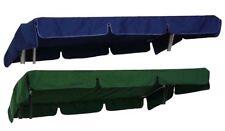 Ersatzdach Hollywoodschaukel dach schaukeldach Bezug grün, gelb, blau, grau