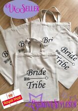 Bride tribe gift bag x1 hen party bachelorette bride to be wedding favour