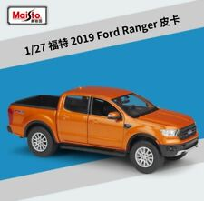 Welly 1:24 2019 Ford Ranger Pickup Truck Car Metal Die cast Model New in Box