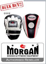 10x MORGAN boxing pads HOOK JAB FOCUS PUNCH MITTS NEW PAIR BULK SALE CHEAP BNIP