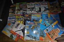 Lot  19 Magazines Modélisme Maquétisme Avion MMA Replic Wing Master Tamya Scale