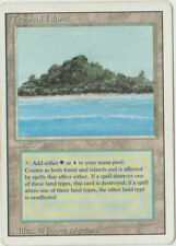 ►Magic-Style◄ Carte MTG - Tropical Island - Revised - Played