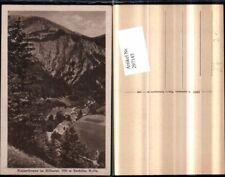 297143,Kaiserbrunn im Höllental Totale Bergkulisse b. Reichenau