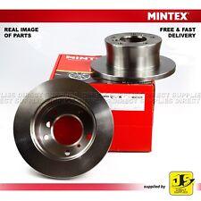 2X MINTEX REAR DISC BRAKES MDC1075 FREIGHTLINER MERCEDES BENZ G SPRINTER VW LT