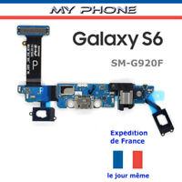 DOCK Connecteur de CHARGE GALAXY S6 SAMSUNG Micro Port USB Nappe Flex SM-G920F
