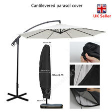 Parasol Banana Umbrella Cover Waterproof Cantilever Outdoor Garden Shield cckk