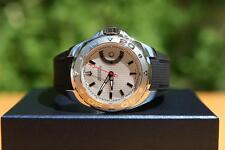 Bulova Accutron Curacao 63B129 Men's Swiss Made 26-Jewel Automatic Watch NEW