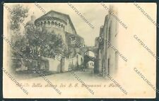 Roma San Giovanni e Paolo cartolina D3951 SZD