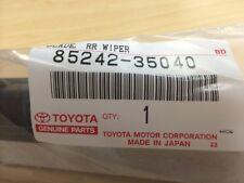 REAR WIPER BLADE BACK WIPER FJ CRUISER SUV 2007-2014  GENUINE TOYOTA OEM NEW