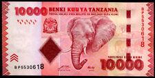 TANZANIA - 10000 (10,000) SHILLINGS  2010 (2011) - P 44  Uncirculated Banknotes