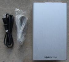 WiebTech 4Tb Usb Fw400 Fw800 Hard disk drive raid0 Jbod Pc Mac backup storage