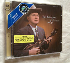 BILL MONROE 2 CD ANTHOLOGY 088 113 207-2 COUNTRY