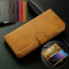 Leather Magnetic Flip Wallet Card Case Cover for iPhone 11 SE 2020 7/8 XR X Plus