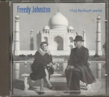 FREEDY JOHNSTON This Perfect World CD NEW Marc Ribot