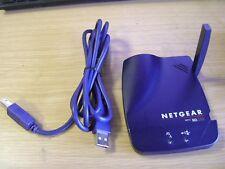 Adaptador USB inalámbrico Netgear MA101 802.11b