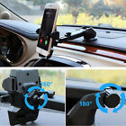 360°Rotating Car Holder Mount Bracket Windshield Stand For Mobile Cell Phone GPS