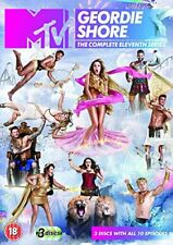 Geordie Shore - Series 11 [DVD] [2015][Region 2]