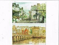DEVON POST CARDS ART CARDS BY DAVID SKIPP