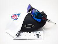 Oakley NFL Flak 2.0 XL OO9188-D959 Matte Black Prizm Sapphire Giants Sunglasses