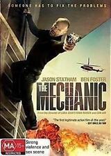 MECHANIC, THE Jason Statham Ben Foster DVD NEW