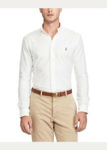 RALPH LAUREN Iconic OXFORD Slim fit Shirt - 2021  *RRP £95*