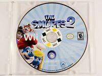 ¤ The Smurfs 2 ¤ (Game Disc) Good! Nintendo Wii