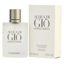 Acqua Di Gio by Giorgio Armani 1 oz EDT Cologne for Men New In Box