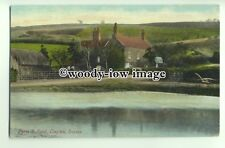 tp9792 - Sussex - View of a Farmhouse & Pond on a Farm,  in Clayton - postcard