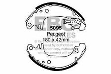 5095 EBC Rear Brake Shoes fit PEUGEOT RENAULT 205 309 5 9 11