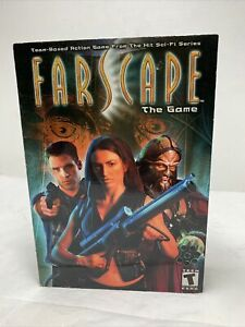 Farscape The Game (PC, 2002) Vintage Computer Video Game Halo RPG