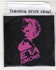(GS89) Eva Simons, Silly Boy - 2009 DJ CD