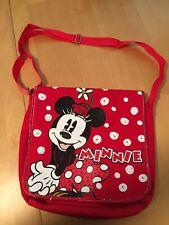New listing Disney Store Minnie Mouse Messenger Bag