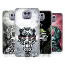 Fundas y carcasas metálicas de metal para teléfonos móviles y PDAs LG