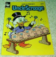 Walt Disney's Uncle Scrooge 197, FN- (5.5) Playing It Safe! 50% off Guide!