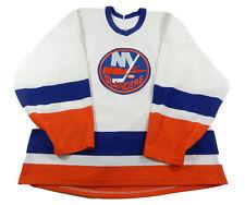 New York Islanders CCM / Makasa NHL Authentic Blank Replica Jersey Mens L