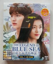 Korean Drama DVD The Legend Of The Blue Sea (2017) ENG SUB Region 0 FREE SHIPPIN