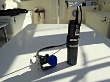 Halcyon Focus Dive Light w/battery and charger - Excellent Pre owned