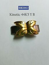 New! CLASP Gold Plated Kinetic Seiko Watch for 5M42 Clasp 44K5YB QI Repair Part