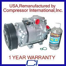 2012-2015 Sorento 2.4L,2013-2018 Santa Fe Sport 2.0L/2.4L Reman A/C Compressor