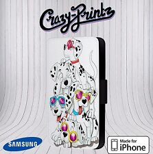101 Dalmatians Cool fits iPhone / Samsung Leather Flip Case Cover Y19