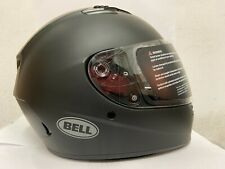 Bell Qualifier Street Motorcycle Helmet Black Large NO BOX