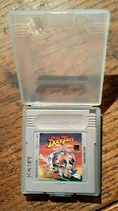 Disney's DuckTales (Nintendo Game Boy, 1990) Excellent Shape & Authentic