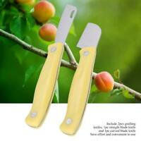 High-Carbon Steel Grafting knife Garden Budding Knife Fruit Trees  Pruning Tool