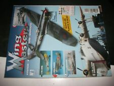 **ms Revue Wing Masters n°1 insignes et marquages Luftwaffe 39 45 / Bf 109E-3