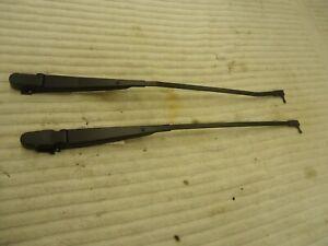 1978-1988 MONTE CARLO SS  CUTLASS REGAL EL CAMINO  WINDSHIELD WIPER ARMS BLACK