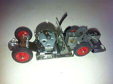 Z 395/   Schuco Akustico Unterteil mit Uhrwerk ++  für   Blechspielzeug Auto