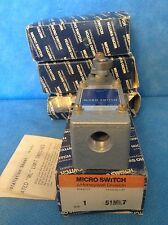 Honeywell Micro Switch 51ML7 Precision Limit Switch