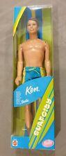 Surfcity Ken Puppe / Surf City - 28422 Mattel Barbie / 2000 / Neu & Ovp